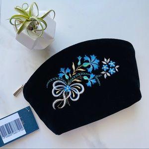 Handbags - NWT European designer make up cosmetic bag case